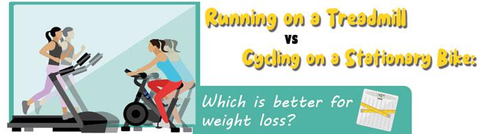 Running on a Treadmill vs Cycling on a Stationary Bike - strip img