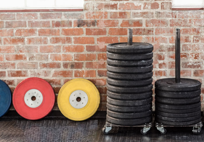 The different types of Olympic Plate