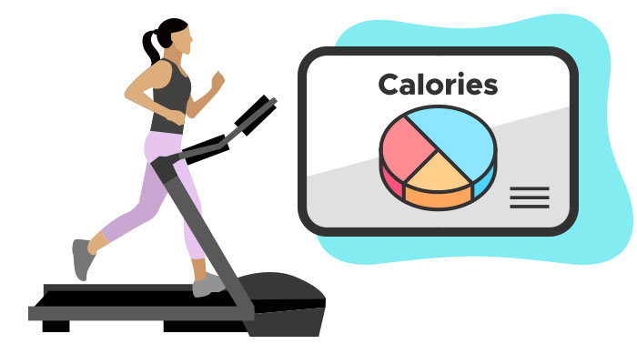 Treadmill calories