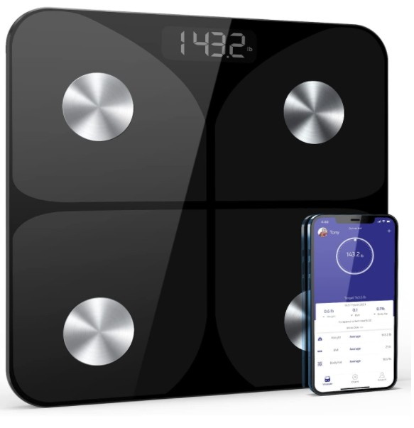 Competing smart scale
