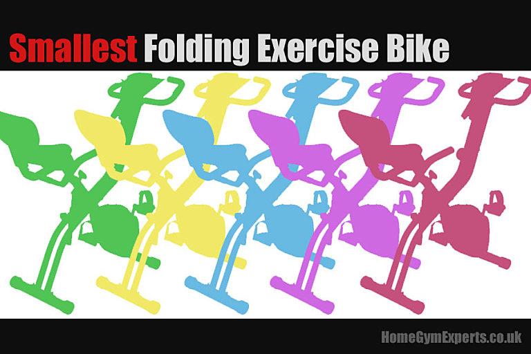 Smallest Folding Exercise Bike