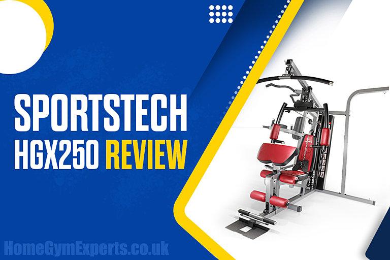 Sportstech HGX250 Review