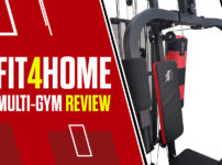 Fit4Home HG-480 Home Gym Review