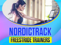 NordicTrack Freestride Trainers: Amazing Tech & Online Integration