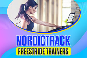 NordicTrack Freestride Trainers