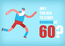 Am I Too Old To Start Running At 60?