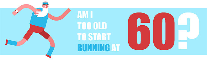 Am I Too Old To Start Running At 60 - small