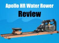 Apollo Hybrid AR Fluid Rower Review