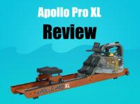 FluidRower Apollo Pro XL