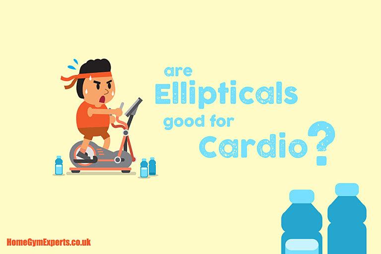 Are Elliptical machines for cardio