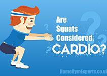 Are squats considered cardio?