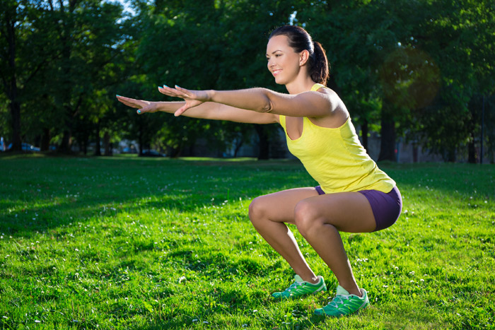 Are squats considered cardio