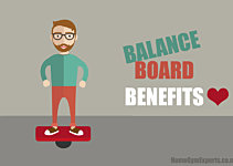 Balance Board Benefits: Why Having a Wobble Isn't Always A Bad Thing