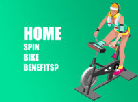 12 Major Benefits Of Using A Spin Bike at Home