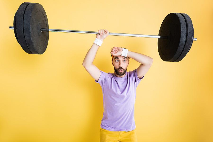 How much weight should a beginner lift?