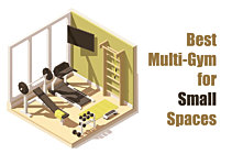 Big Results; Tiny Rooms: The Best Multi Gym for Small Spaces