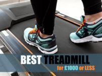 What's the Best Treadmill Under £1000? Best Buying Choices 2020