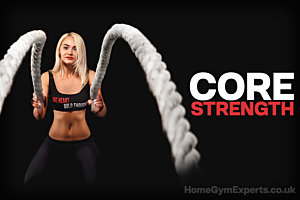 Best home gym equipment for core strength
