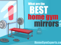 Best Home Gym Mirrors to Transform Your Workout Space