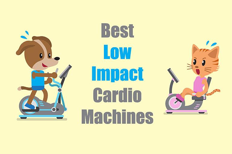 Best low impact cardio machine