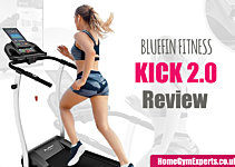 Bluefin Fitness Kick 2.0 Review