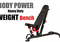 Body Power's Weight Bench - Commercial Quality for under £150?