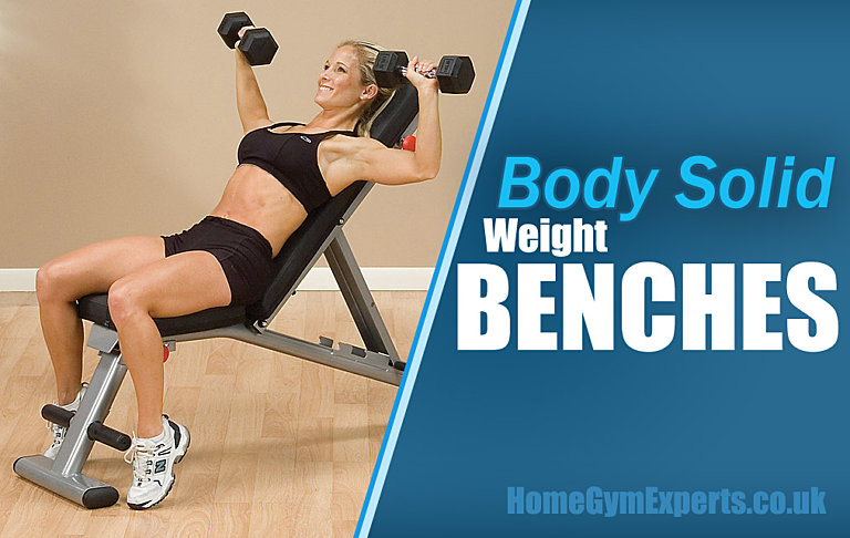 Body Solid Weight Benches