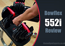 Bowflex SelectTech 552 Review - Is This Adjustable Dumbbell Worth a Buy?