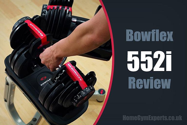 Bowflex 552i Review