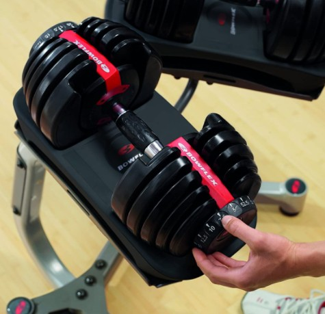 Bowflex Weight Adjustment