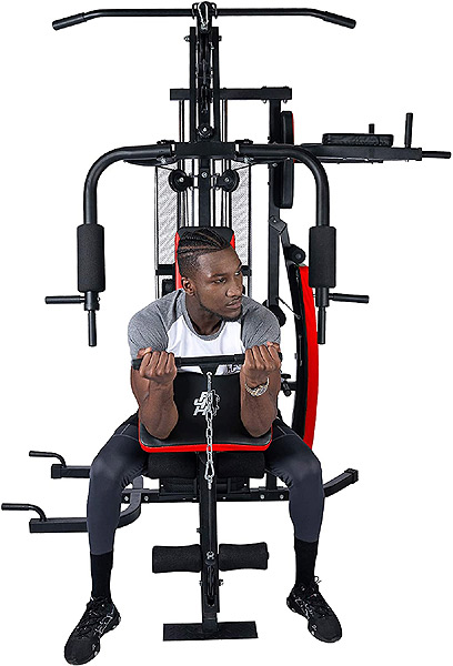 Build muscle with multigym