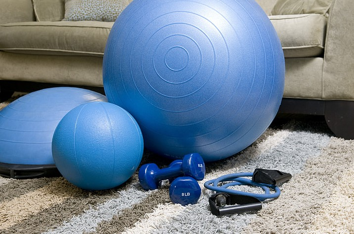 Compact Gym Gear