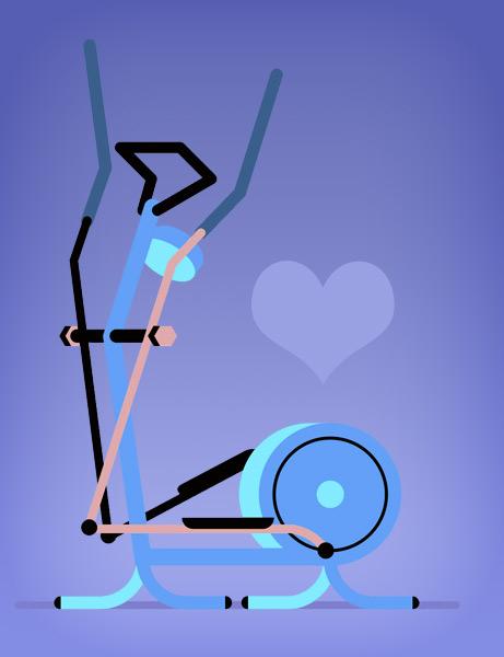 Cross Trainer Love