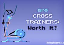 Cross Trainer Machine Benefits - Are Ellipticals Worth It?