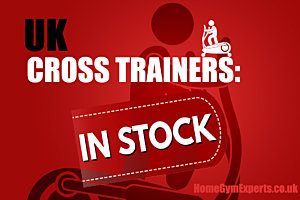 UK Cross Trainers in Stock