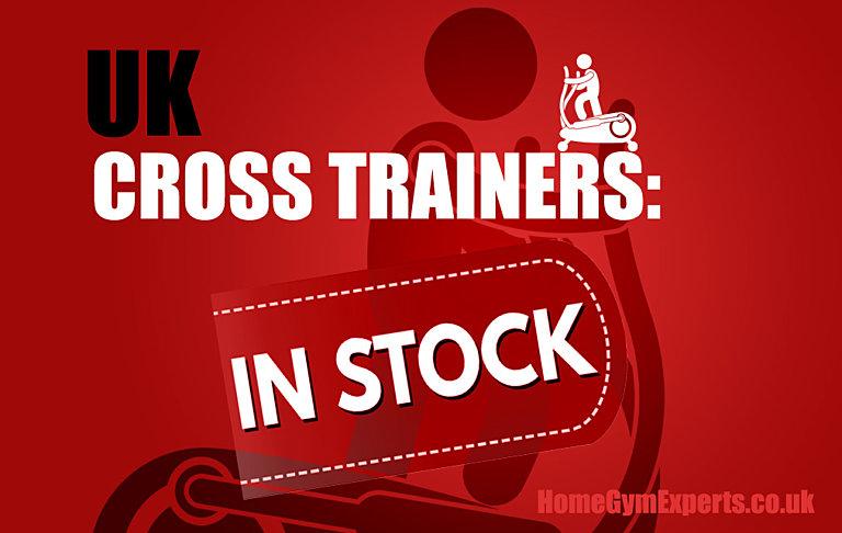 UK Cross Trainers in Stock