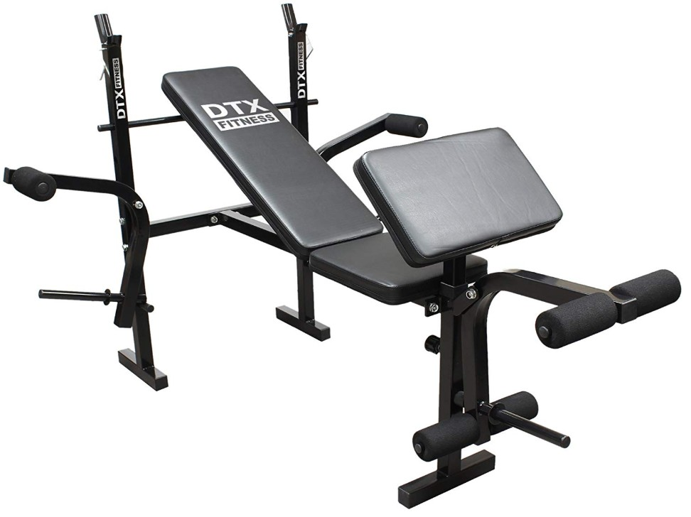 DTX Weights Bench