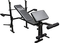 DTX Fitness All-in-One Dumbbell/Barbell Weight Bench Review