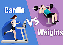 Does Cardio or Weight Training Burn More Fat?