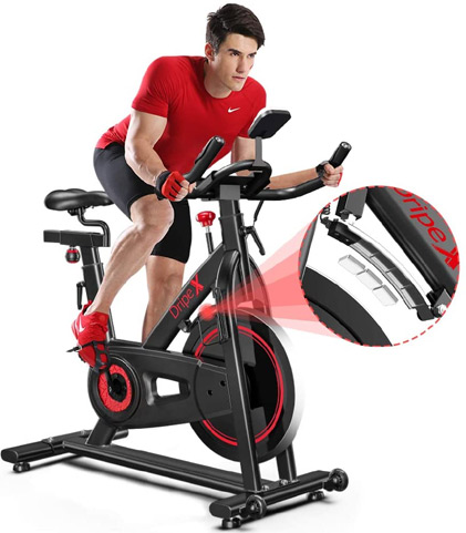 Dripex Indoor Exercise Bike