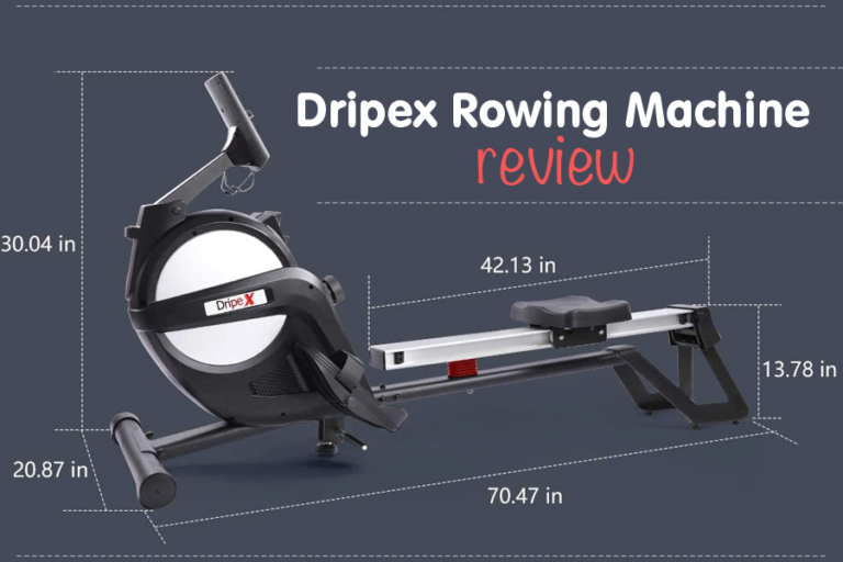 Dripex Magnetic Rowing Machine Review