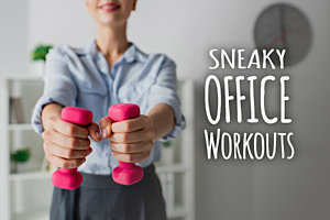 Exercise Machines You Can Use At Work