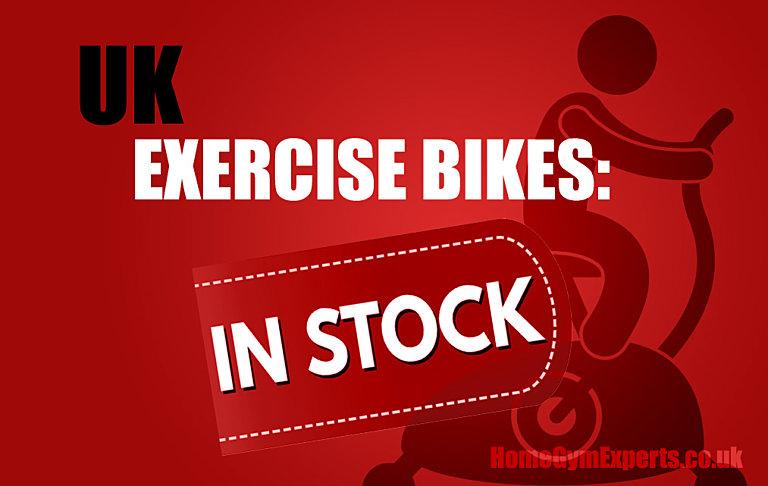 UK Exercise Bikes back in stock