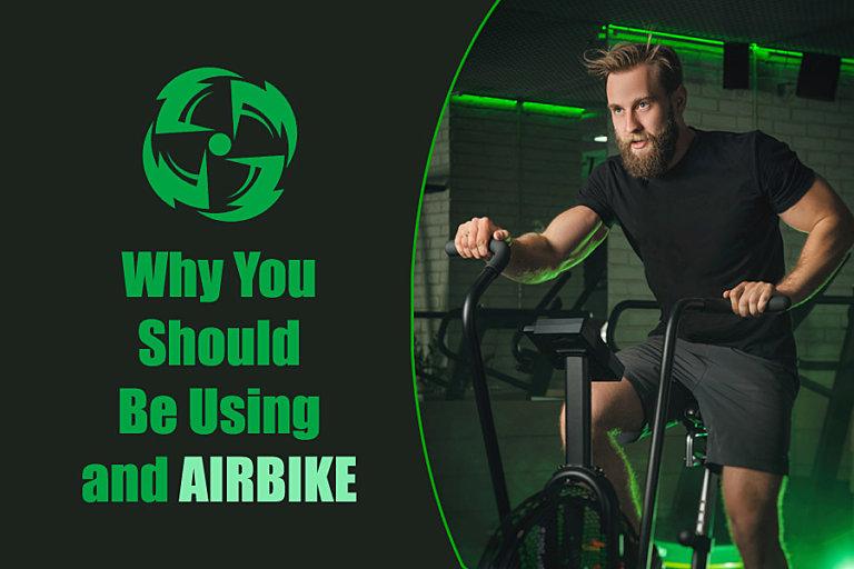 fan bike benefits