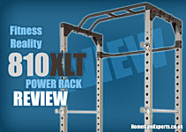 Fitness Reality 810XLT Power Rack Review