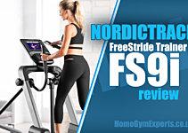 NordicTrack FreeStride Trainer FS9i Review