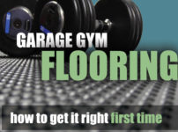 Garage Gym Flooring: Get It Right First Time