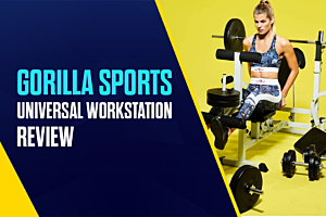 Gorilla Sports Universal Workstation Review