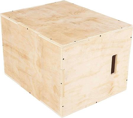 Gorilla Sports Wooden Plyobox