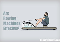 How effective are rowing machines at getting in shape?